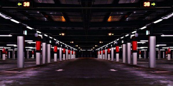 Podziemne parkingi w dużych miastach